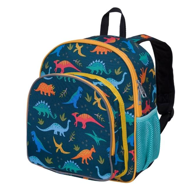 【Wildkin】幼兒後背包/寶寶書包(40090侏儸紀恐龍)