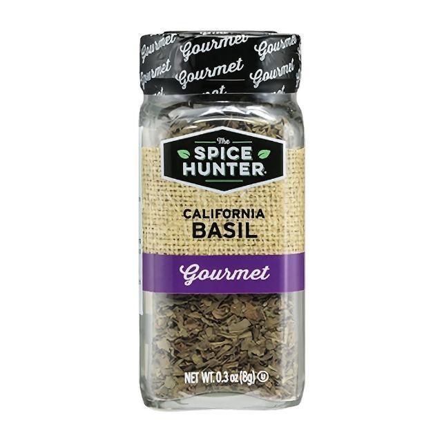 【即期品】Spice Hunter 美國進口 羅勒碎片3罐優惠組(8g x 3)