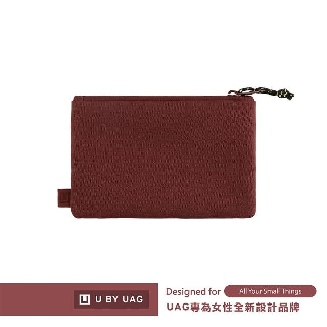 【UAG】(U)配件收納包-紫紅(U by UAG)