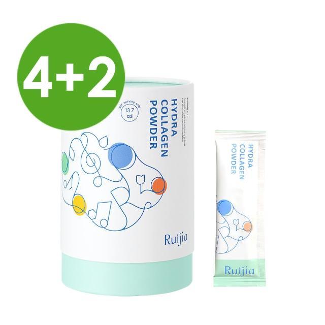 【RUIJIA 露奇亞】買2送1 賽洛美潤感膠原蛋白粉 2罐組(修護保水好滋潤)
