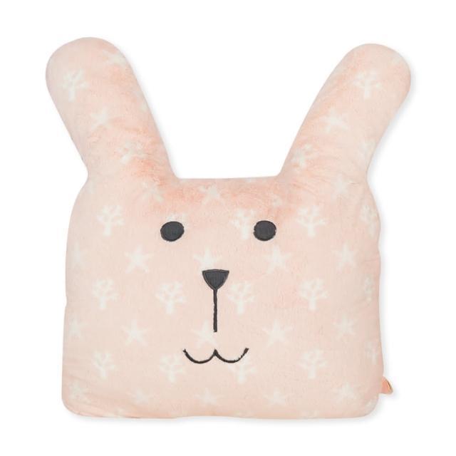 【CRAFTHOLIC 宇宙人】海洋海星兔大靠枕(春夏設計款)