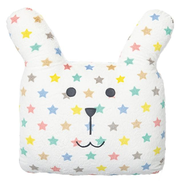 【CRAFTHOLIC 宇宙人】甜蜜繽紛兔大靠枕(春夏設計款)