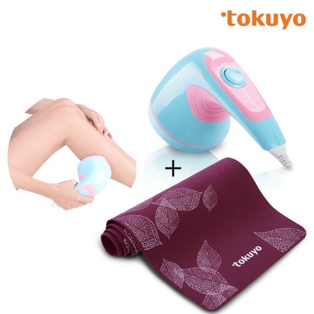 【tokuyo】新全能美體師 TS-161+瑜珈墊(NBR材質 6MM)