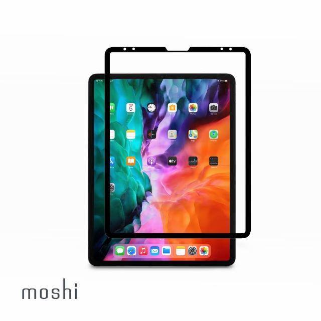 【moshi】iVisor AG for iPad Pro 12.9-inch 防眩光螢幕保護貼(適用2020 4th Gen./2021 5th Gen.)