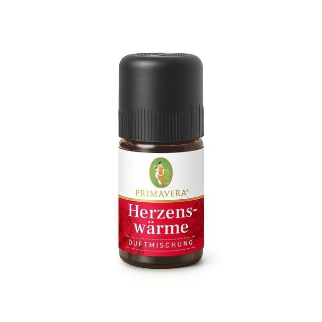 【德國之春】溫暖的心複方精油 5ml(Organic Blended Essential Oil Heartwarming)
