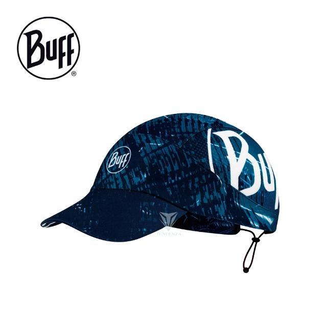 【BUFF】BF125577 可捲收跑帽-授權-夜幕交錯(BUFF/可捲收跑帽/運動帽)