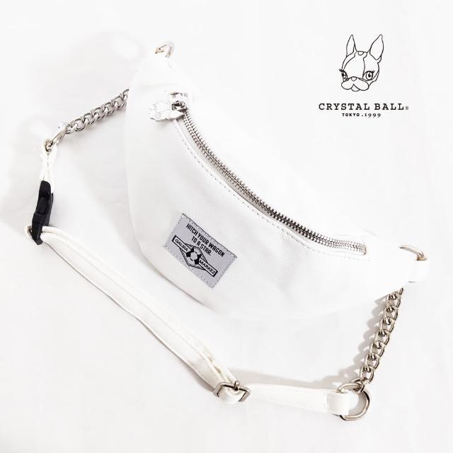 【CRYSTAL BALL 狗頭包】GM Petit body bag時尚小包(狗頭包)