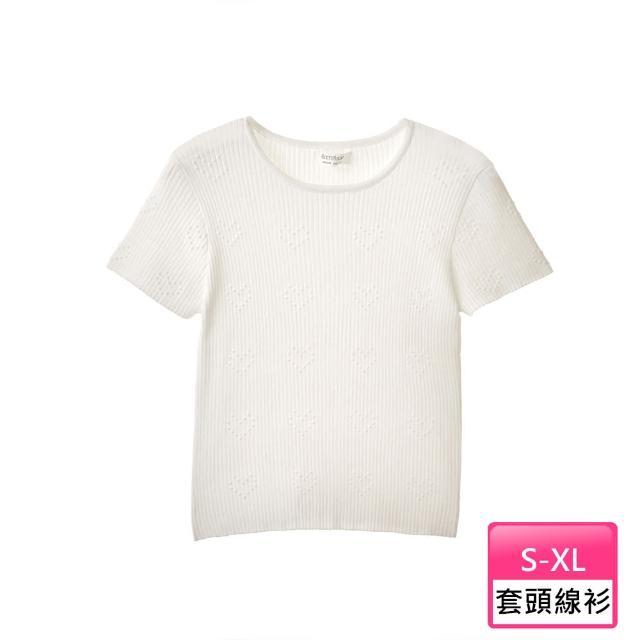 【6IXTY8IGHT】針織上衣 ST08832(上衣)