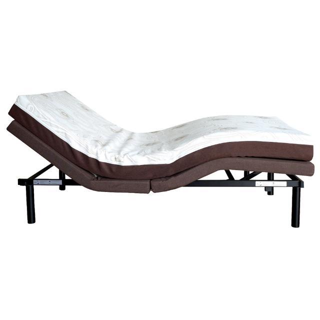 【GXG 吉加吉】居家電動床 雙人5尺 高彈性床墊款(FB-505)