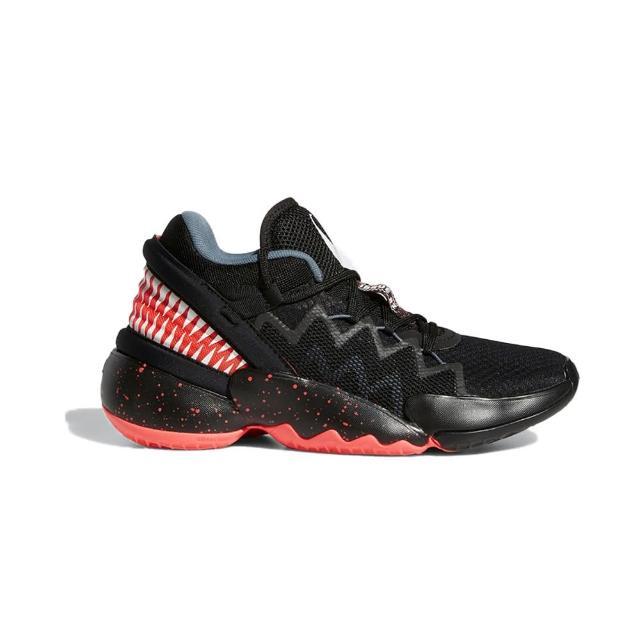 【adidas 愛迪達】籃球鞋 運動鞋 D.O.N. Issue 2 J 大童(FW8749)