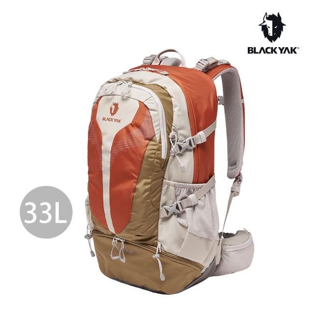 【BLACK YAK】MODELO 33L登山背包[灰卡其]BYJB1NBF04(韓國 登山背包 33L)