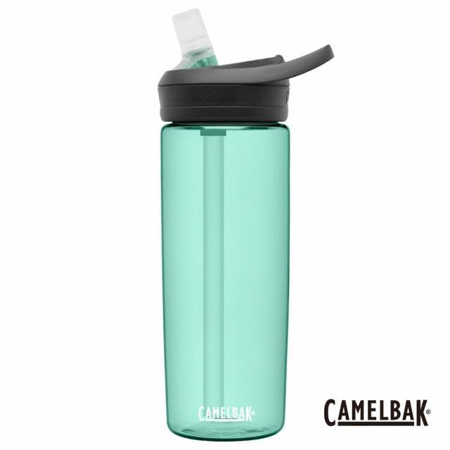 【CAMELBAK】600ml eddy+多水吸管水瓶 RENEW(戶外/日常)
