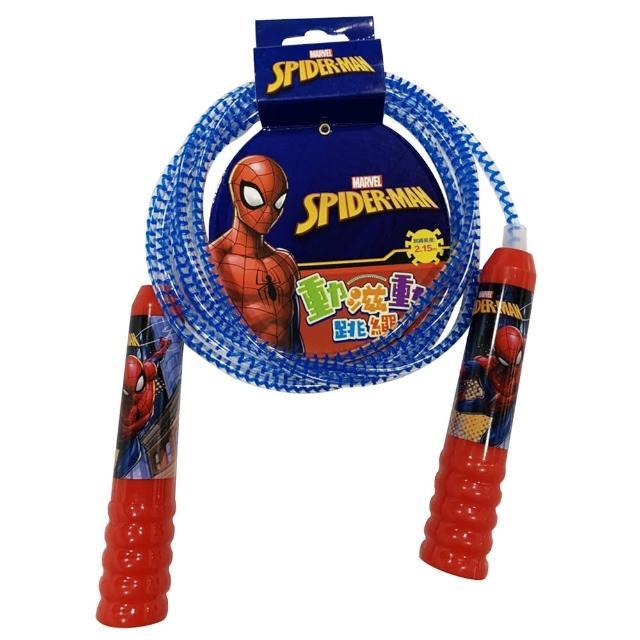 動滋動跳繩 迪士尼漫威蜘蛛人