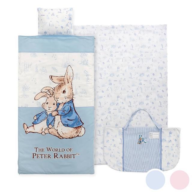 【奇哥】夢境比得兔兩件式睡袋(2色選擇)