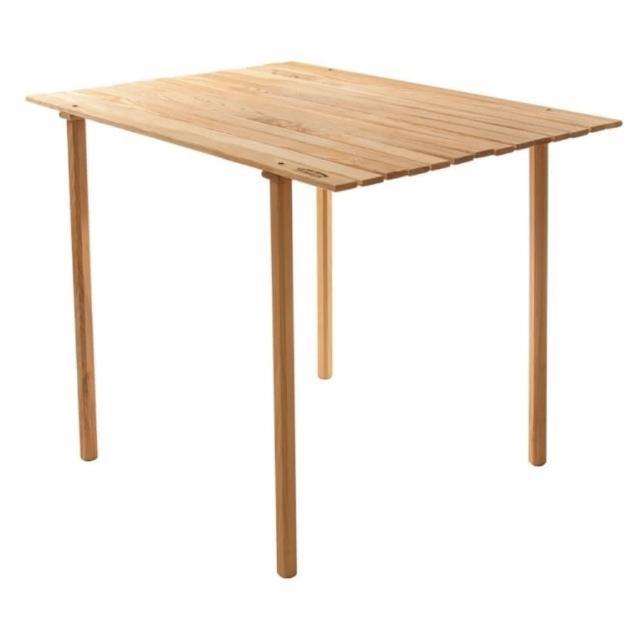 【Blue Ridge Chair Works】福利品 多功能蛋捲桌-高版(美國手工製造)