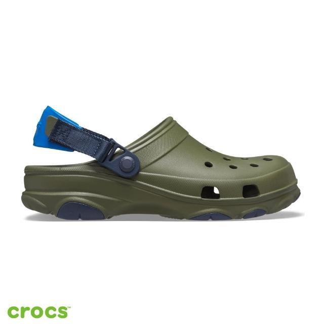 【Crocs】中性鞋 經典All Terrain克駱格(206340-3C7)