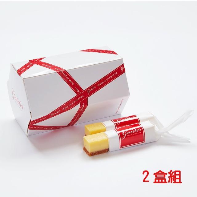 【雅培米堤】超起士禮盒12入裝 2盒組( 起士蛋糕 乳酪蛋糕 起士條 起司條 下午茶 點心)