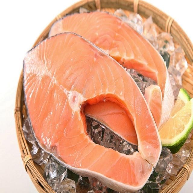 【海之醇】智利優質鮭魚切片-8片組(250±10%/片)
