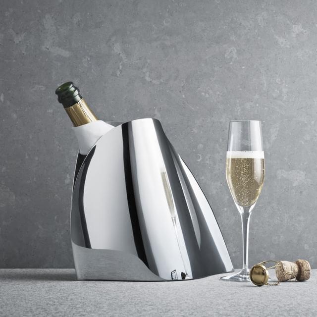 【Georg Jensen 喬治傑生】INDULGENCE 香檳冰鎮桶(3586651)