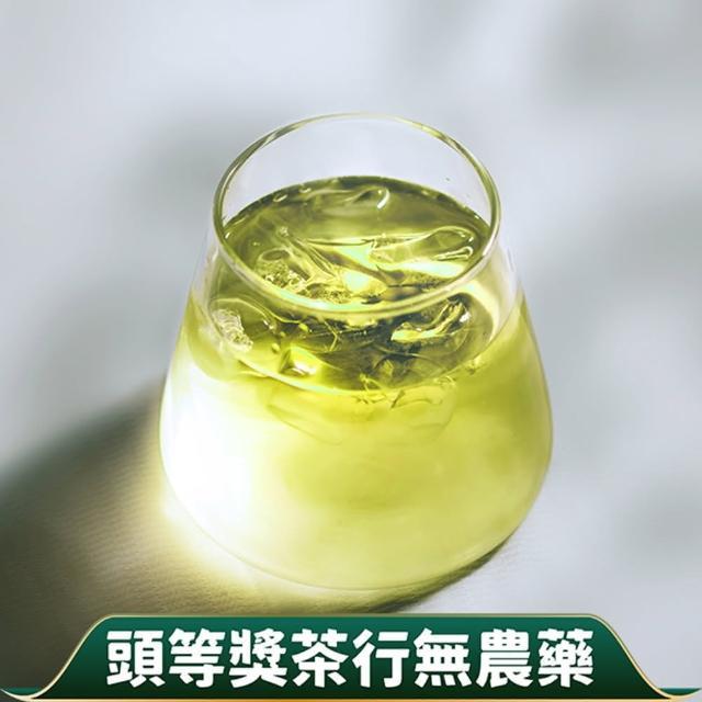 【新寶順】金萱綠茶 微米茶(寧靜安神 冷泡茶)