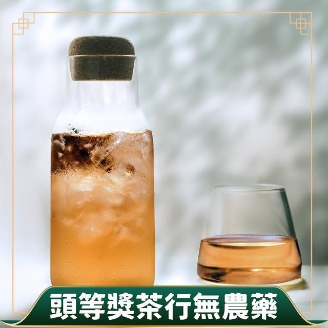 【微米茶】熟香烏龍茶(2370海拔 冷泡茶)