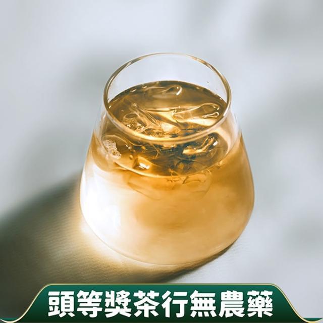【新寶順】凍頂烏龍茶 微米茶(文火燻焙72小時)