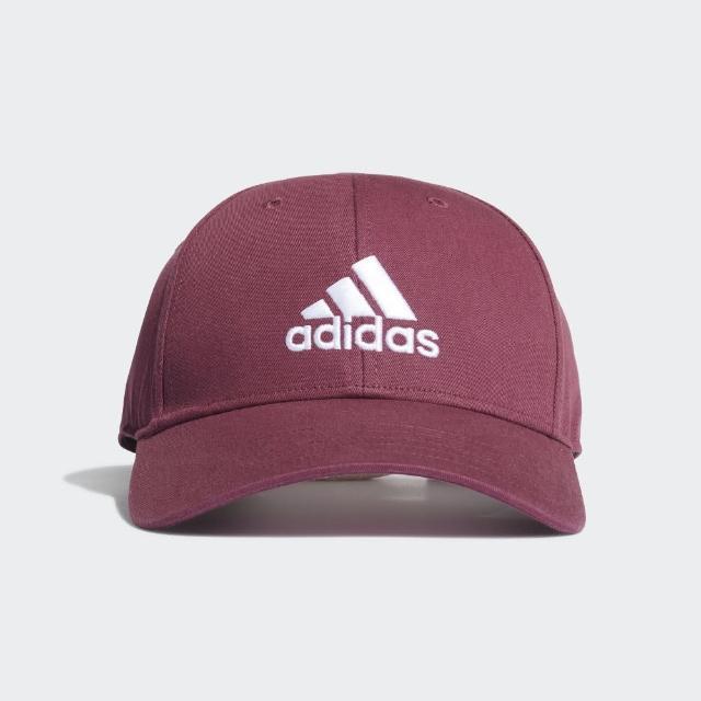 【adidas 愛迪達】棒球帽 男/女(H34475)