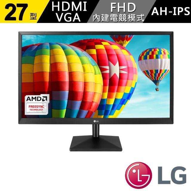 【LG 樂金】福利品 27MK430H-B 27型 IPS液晶顯示器