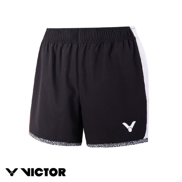 【VICTOR 勝利體育】2021 CROWN COLLECTION戴資穎專屬系列 運動訓練短褲 女款(R-CC109 C 黑)