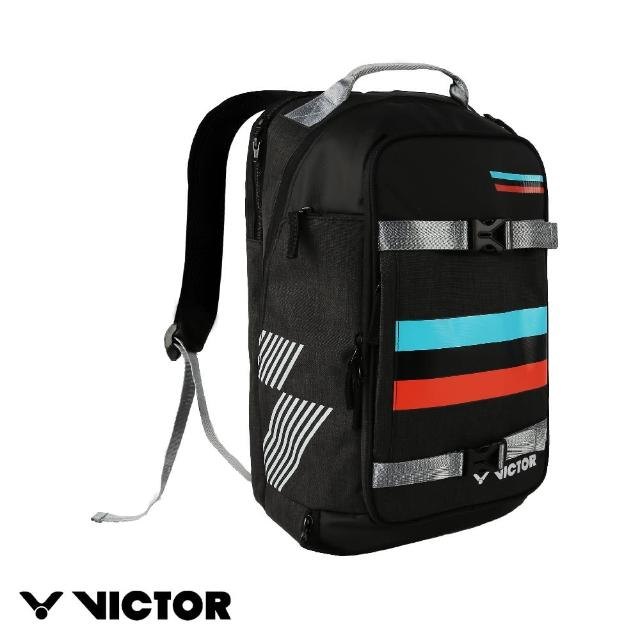 【VICTOR 勝利體育】2021 CROWN COLLECTION戴資穎專屬系列 運動後背包(BRCC023 C 黑)