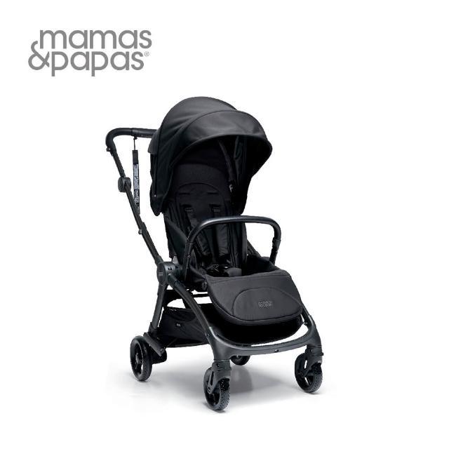 【Mamas & Papas】Airo 輕量秒收 嬰兒手推車 0m+(多色可選)