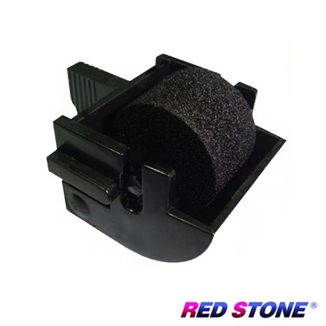 【RED STONE 紅石】RED STONE IR-1411視窗式支票機墨輪/墨球組 黑色(1組2入)