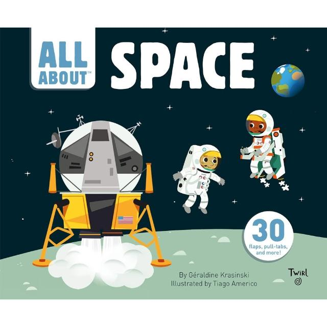 【Song Baby】All About:Space 知識大全:太空篇(操作書)