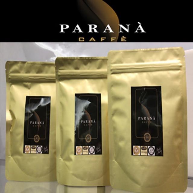 【PARANA 義大利金牌咖啡】即期品 金牌獎濃縮咖啡豆 1磅(歐洲咖啡品鑑協會金牌獎、義大利國家認證)