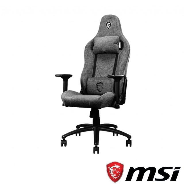 【MSI 微星】MAG CH130I REPELTEK FABRIC 電競椅(防水超耐磨)