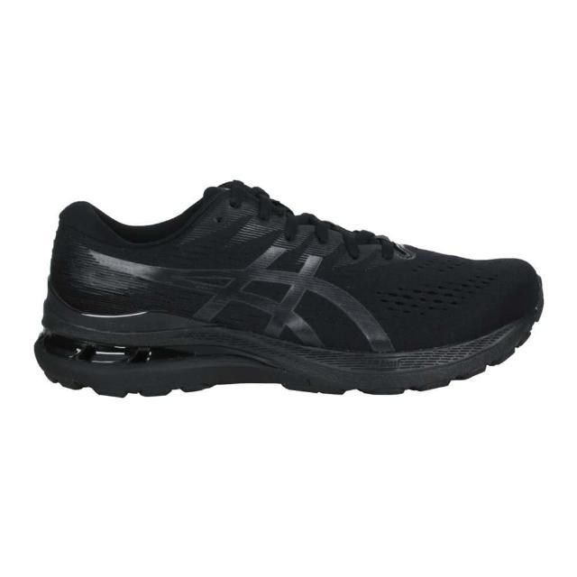 【asics 亞瑟士】GEL-KAYANO 28 男慢跑鞋-4E-寬楦 亞瑟士 黑(1011B191-001)
