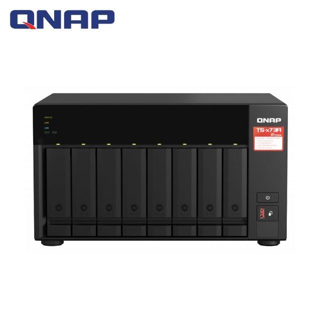 【QNAP 威聯通】TS-873A-8G 8Bay 網路儲存伺服器