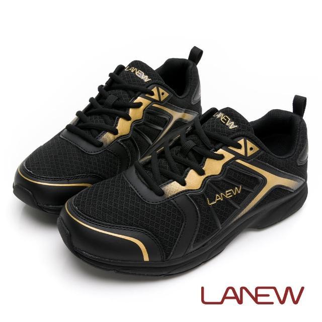 【La new】安底防滑 防黴抑菌慢跑鞋(男30276145)