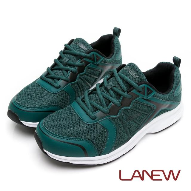 【La new】安底防滑 防黴抑菌慢跑鞋(男60276145)
