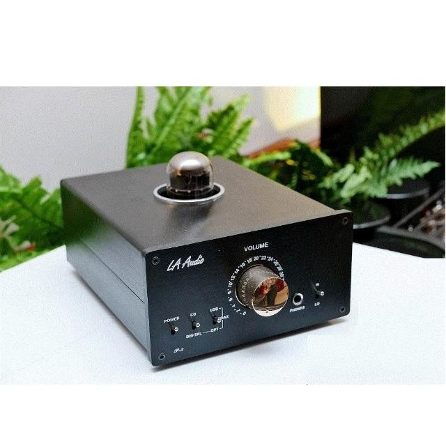 【LA AUDIO】P-3(真空管數位藍芽耳機擴大機)
