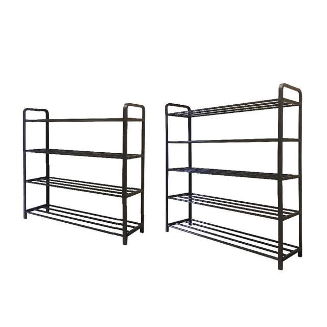 鋼管大容量16~20雙四層五層 AH-471 鞋架 鞋櫃(穿鞋椅 拖鞋架 宿舍鞋櫃 學生鞋架 置物架)