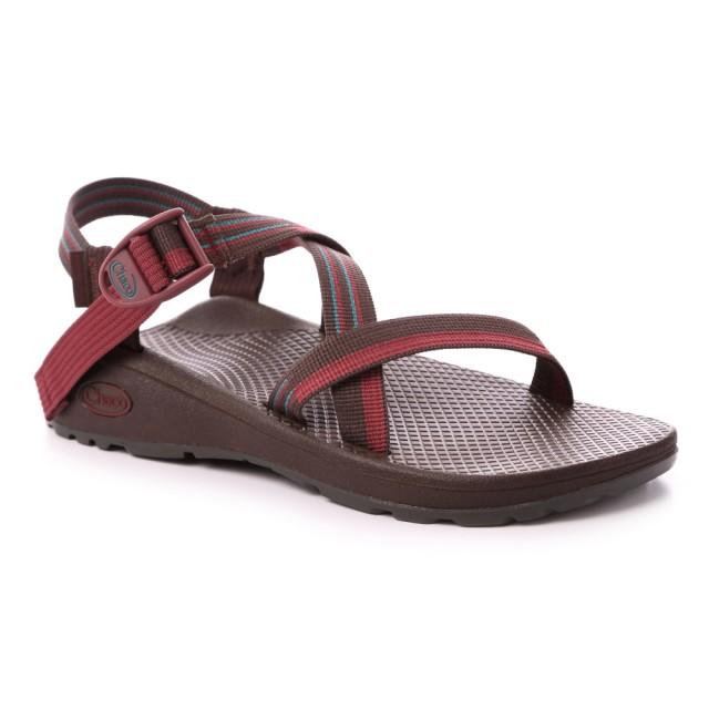 【CHACO】女 越野舒壓運動涼鞋-標準款CH-ZLW01HH08(千層巧克力)