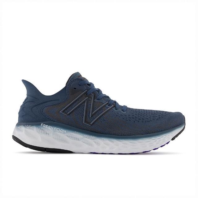 【NEW BALANCE】慢跑鞋 男鞋 運動鞋 緩震 訓練 深藍 M1080F11