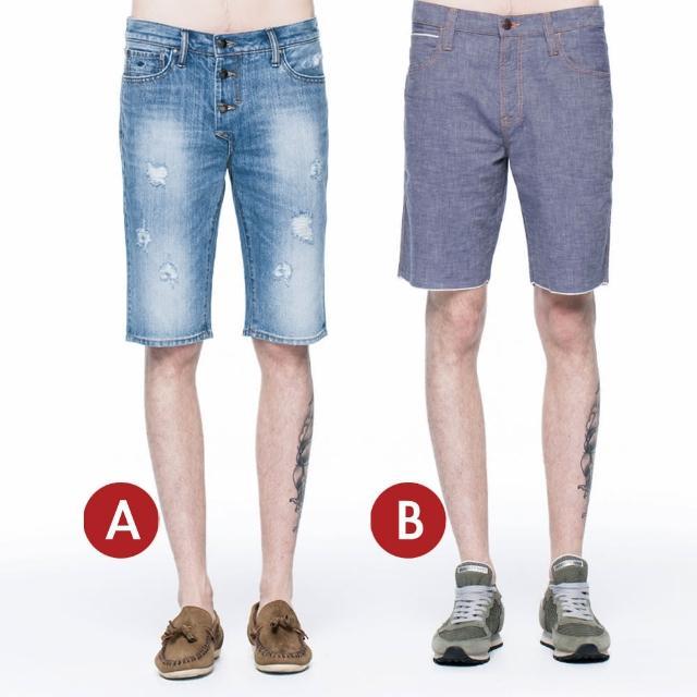 【BRAPPERS】男/女款 個性短褲系列(多款選)
