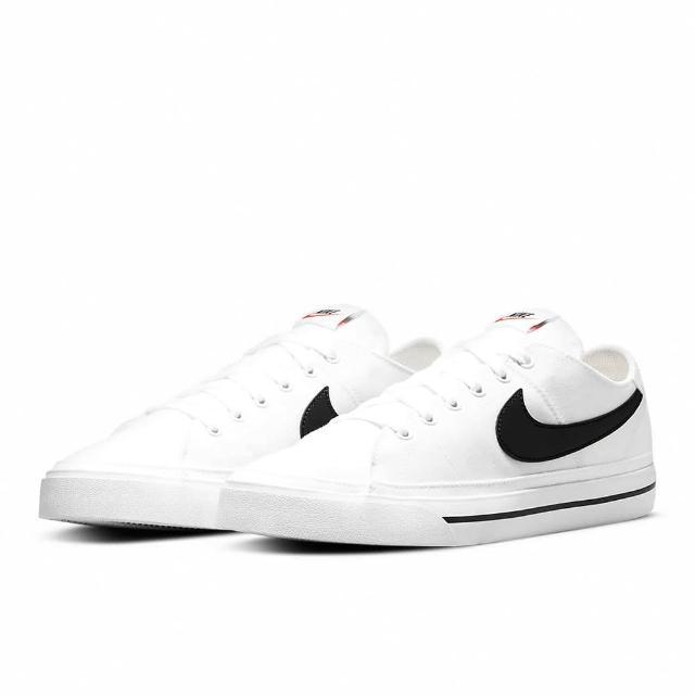 【NIKE 耐吉】COURT LEGACY CNVS休閒鞋 男鞋 女鞋 運動鞋 白(CW6539101)