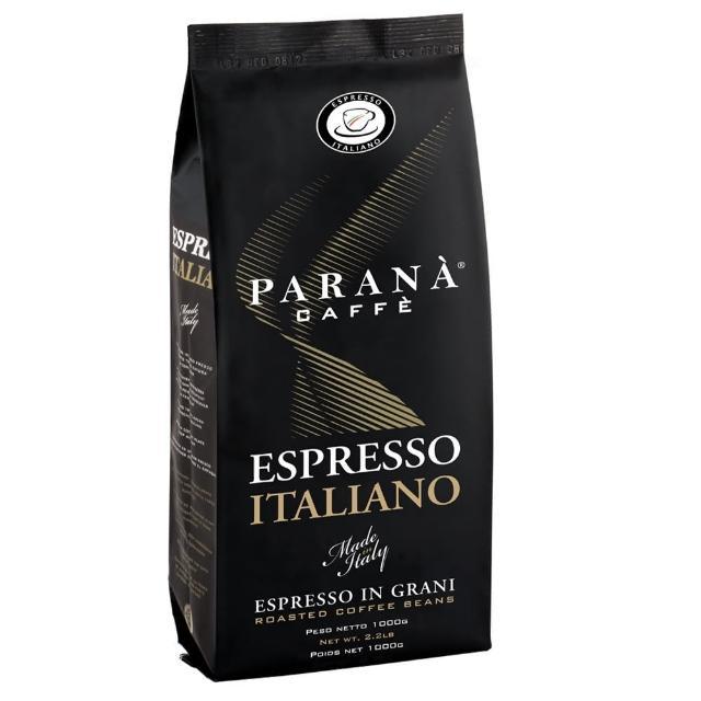 【PARANA 義大利金牌咖啡】精品咖啡新鮮烘焙濃縮咖啡豆96公斤(歐洲咖啡品鑑協會金牌獎、義大利國家認證)