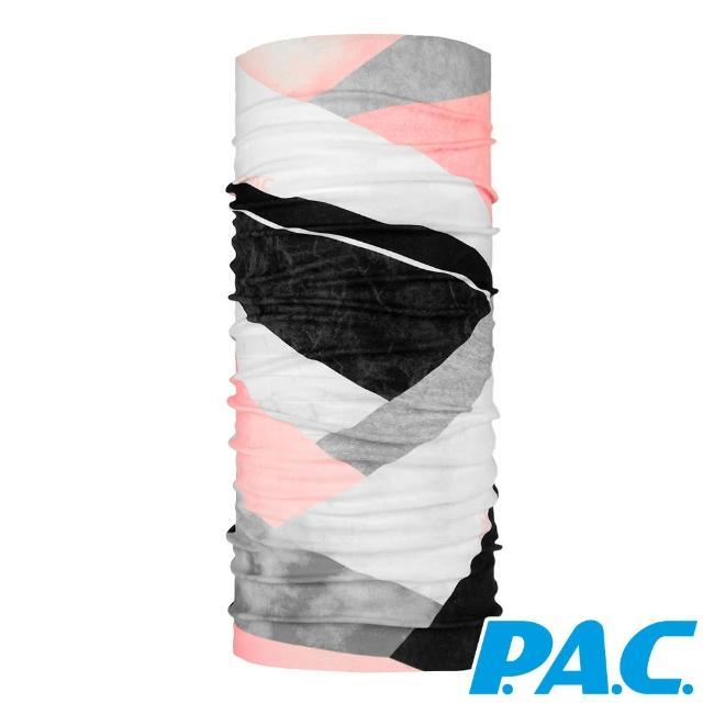 【ATUNAS 歐都納】經典無縫舒適透氣抗菌抗臭頭巾(PAC8810359優雅/抗UV/運動/單車/快乾)