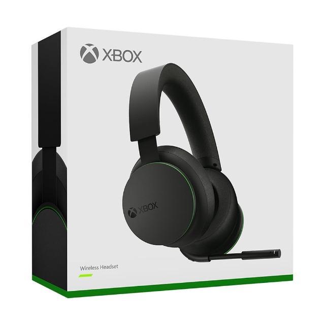 【Microsoft 微軟】XBOX 原廠無線耳機