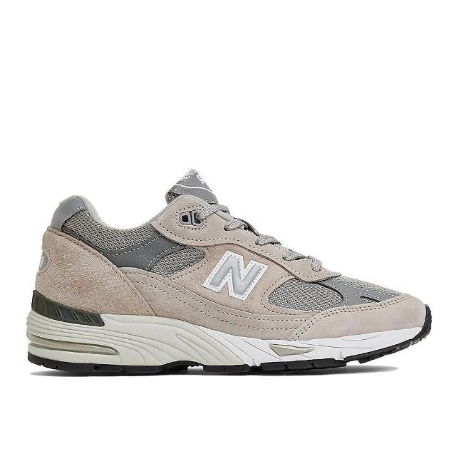 【NEW BALANCE】NB 休閒鞋 女鞋 運動鞋 英製 元祖灰 W991GL