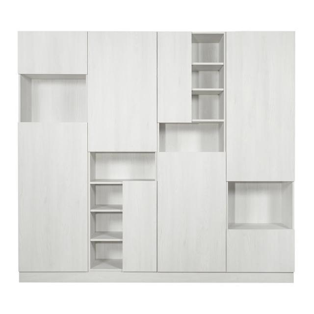 【Arkhouse】伯利恆系列-餐廳造型組合四高櫃A款W240*H218*D40